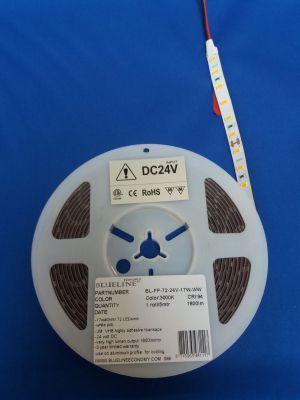 Blueline high power LED strip 19W 2500lm RA>90 HO 3000K 24V