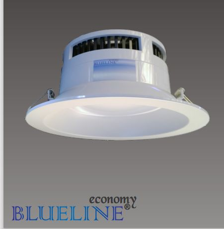 blueline led downlight oculm 230 2250 lumen 3000k 20 watt