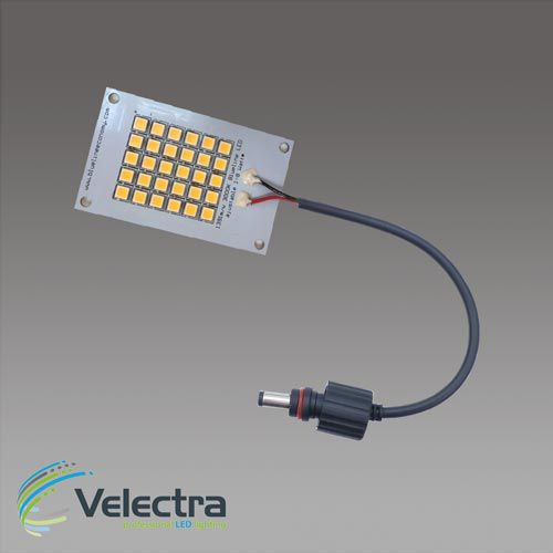 led modulen 3000k 5x 8 cm 150 lmw leds 500ma driver 680 lumen