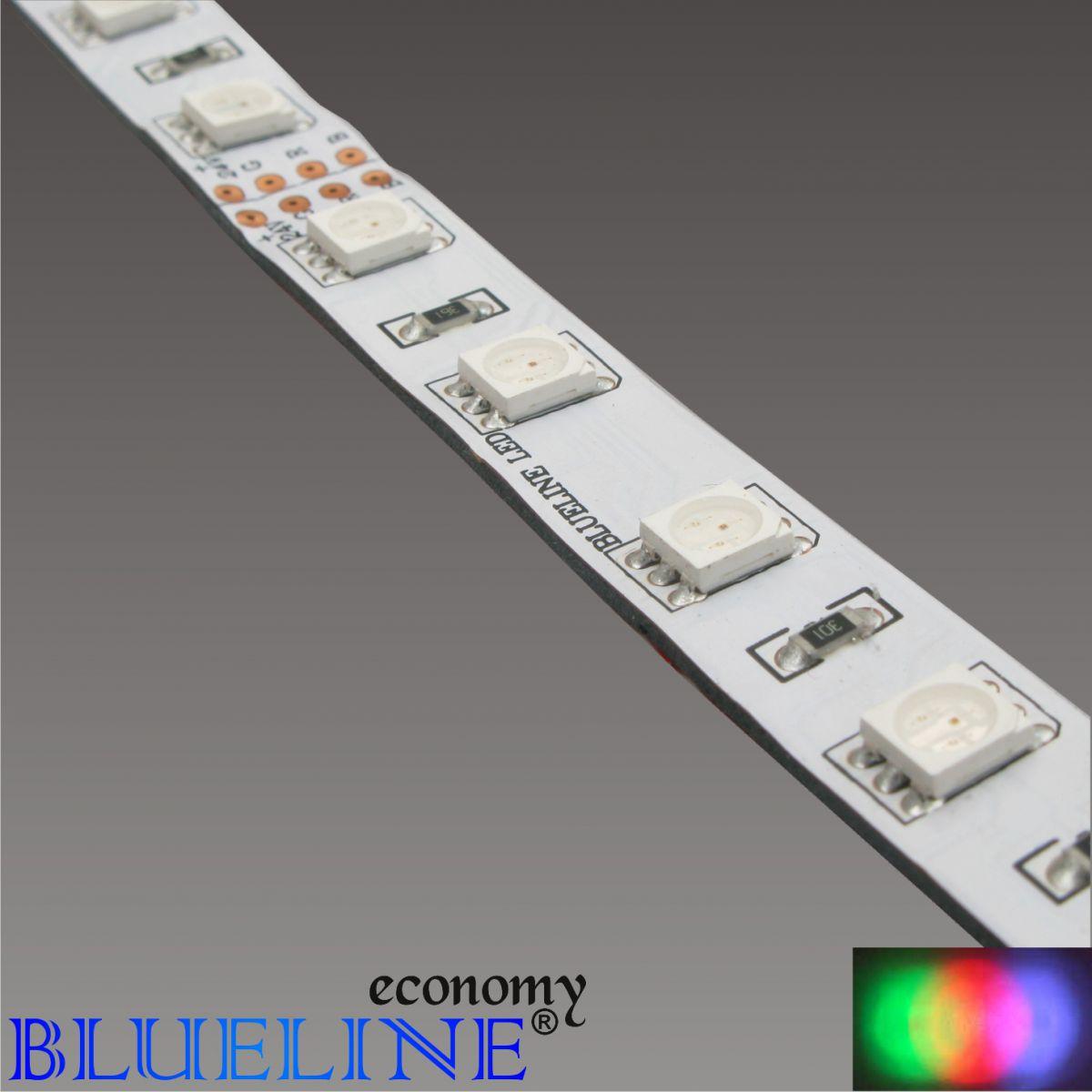 led strip rgb 24v high output 15w pm