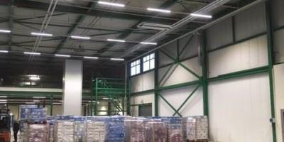 Unidex BV. heeft een nieuwe extra locatie in de Zilk