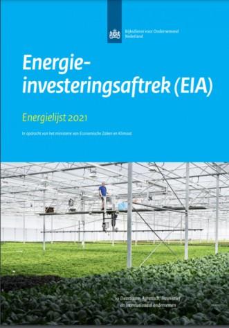 energielijst 2021