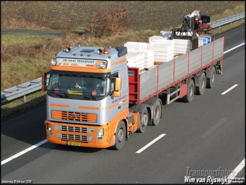 Foto Wim van Rijswijk - De Haas Transport